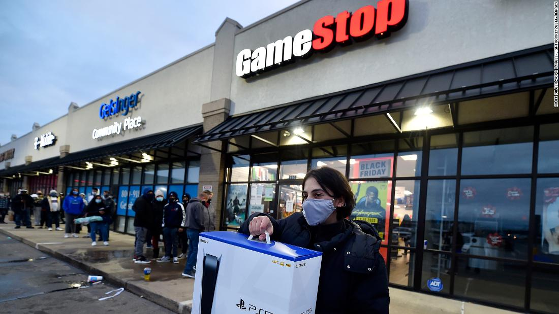 The strange but true reason why GameStop's stock keeps surging