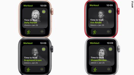 اکنون اپل به شما امکان می دهد & # 39؛  پیاده روی & # 39؛  با شان مندز و دالی پرتون