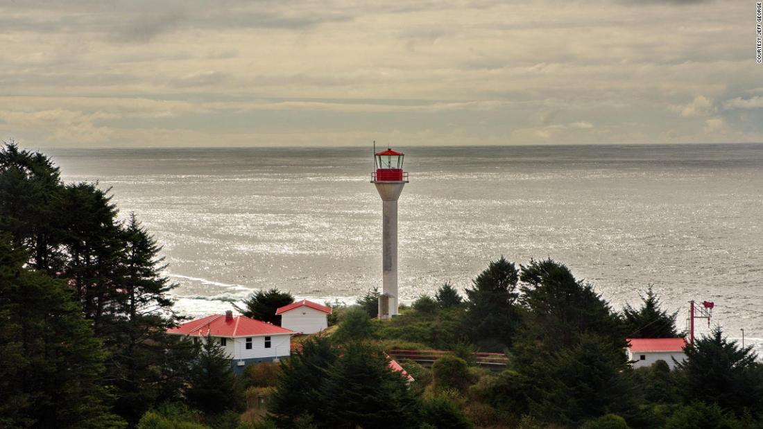 What it's like to be a lighthouse keeper