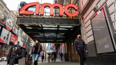 The AMC CEO believes that its cinemas will survive until 2021