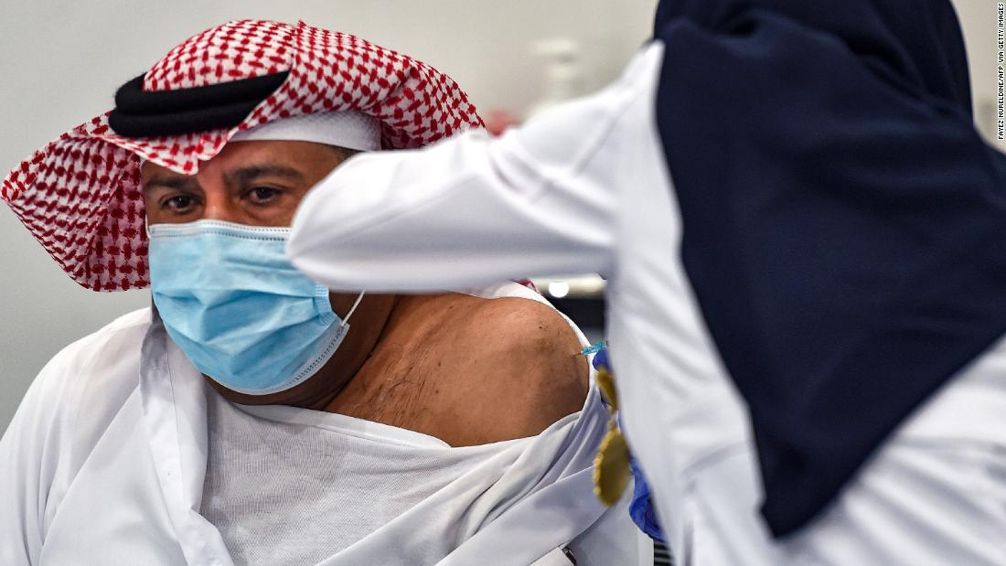 Vaccine rollouts lay bare the Middle East's deep inequalities