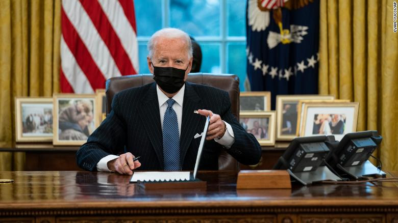 Biden set to reinstate coronavirus-related travel restrictions that Trump lifted