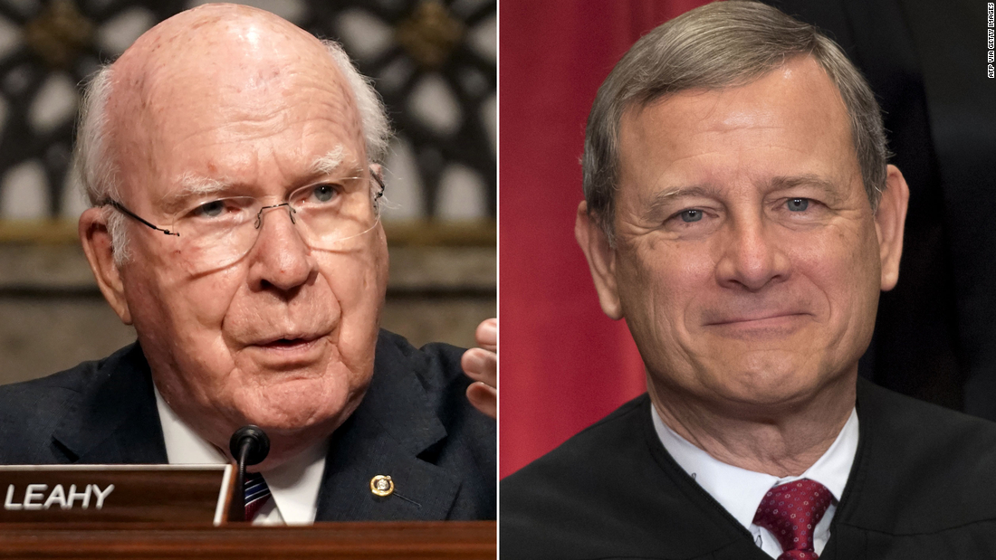 Senate's longest-serving Democrat, not Chief Justice Roberts, to preside over Trump impeachment trial