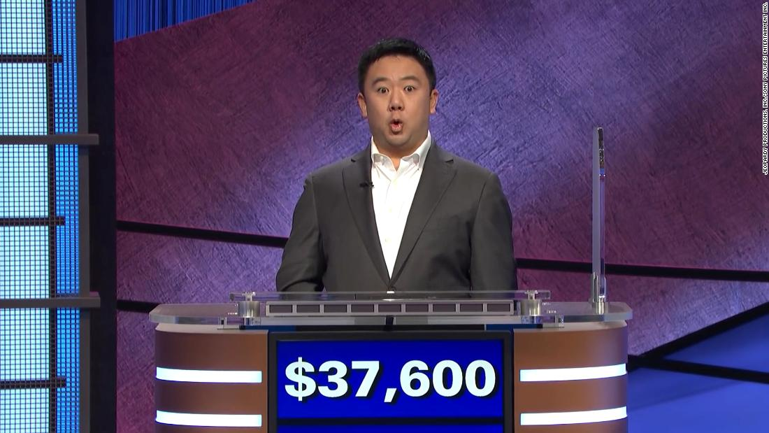 See what happens when 'Jeopardy!' ends in a tie