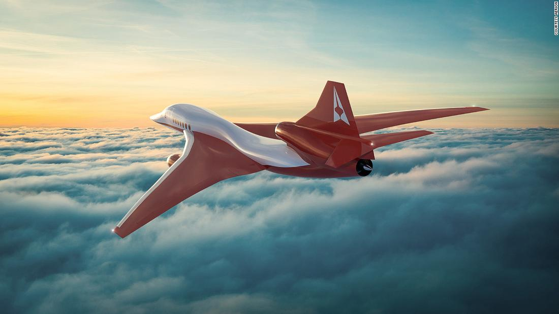 Concorde successor AS2 takes leap forward