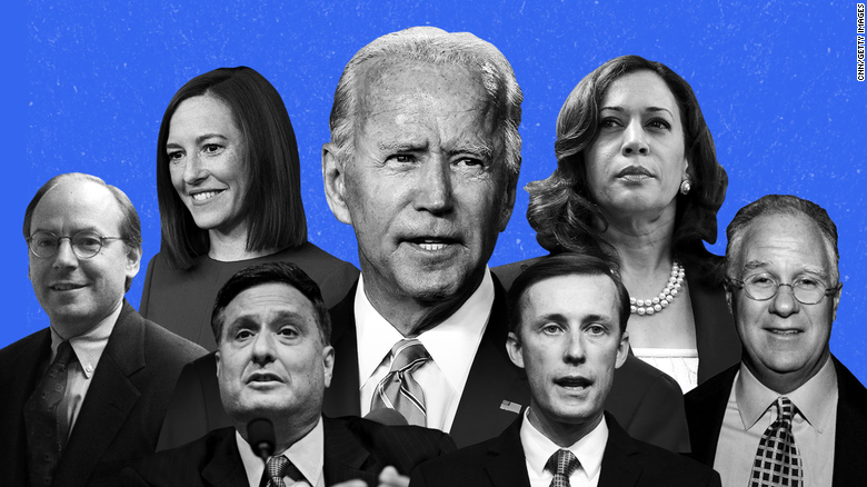 Proximity to power: What the West Wing office layout says about the Biden administration
