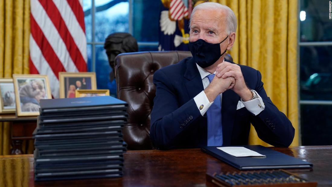 On immigration Biden seeks a new approach to an old deadlock – CNN