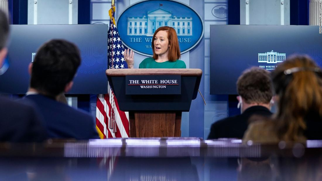 An American Sign Language interpreter will now appear at all White House press briefings