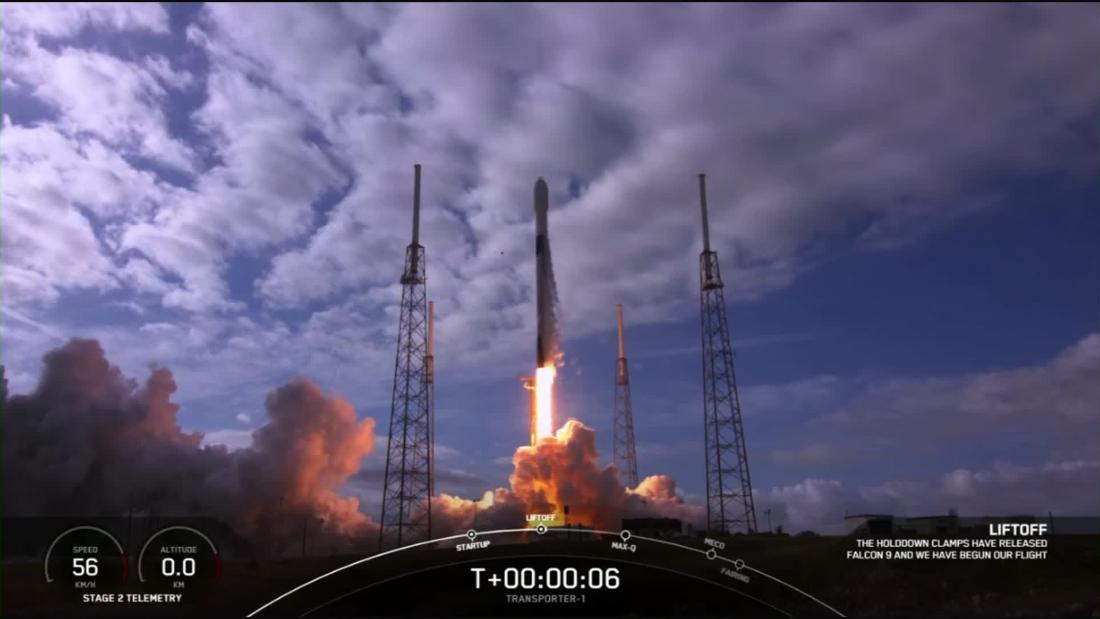 SpaceX announces first-ever all-civilian space flight crew – CNN