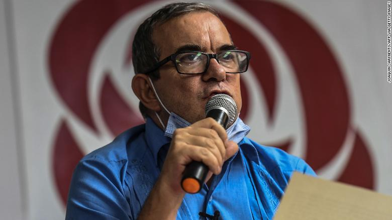 Colombia's FARC party is changing its name to 'Comunes'
