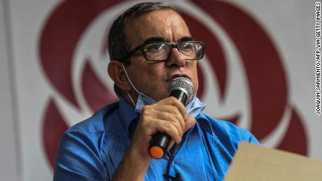 Le parti FARC colombien change de nom pour devenir & # 39; Comunes & # 39;