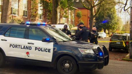 Driver who ran over pedestrians and cyclists in Portland hit speeds of up to 60 mph, police say