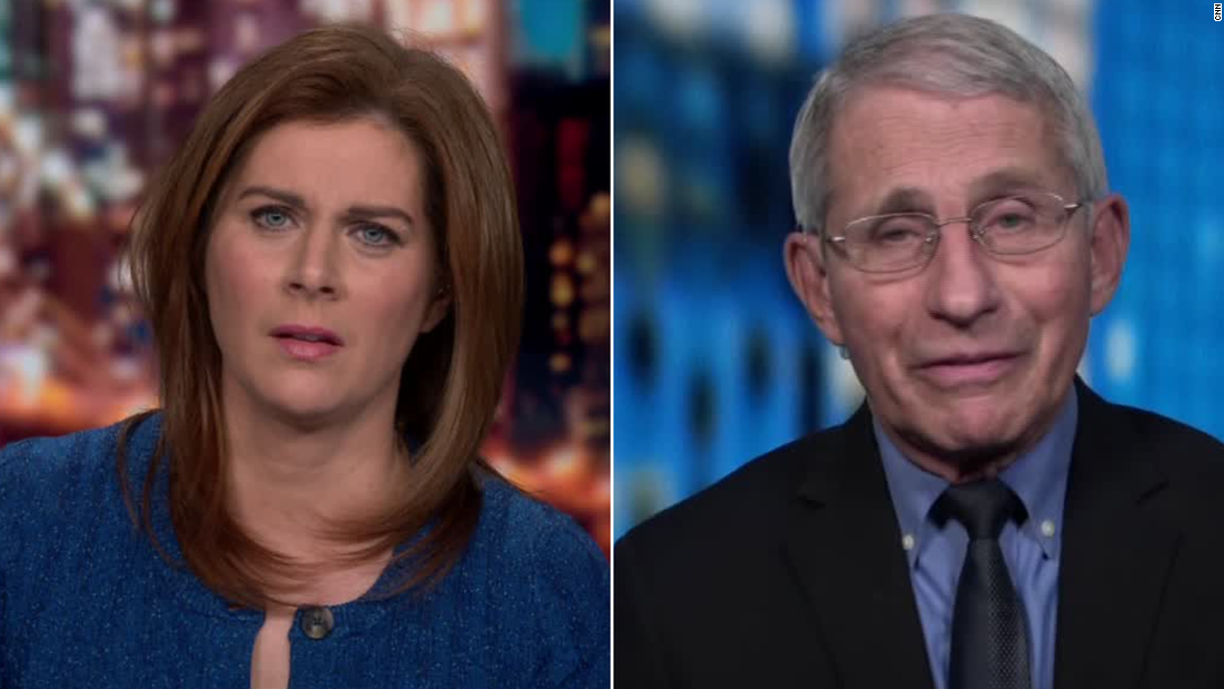 Dr. Fauci opens up about threats against his wife and children