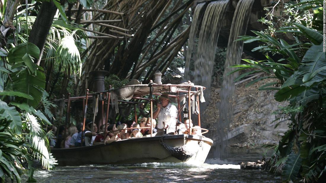 Disneyland to reimagine Jungle Cruise ride following years of criticism – CNN