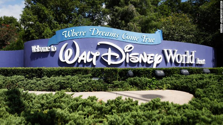 A Disney World ticket booker alerted police to a domestic violence victim after taking their call