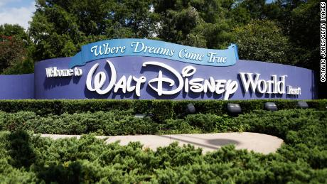 A Disney World employee alerted police to a woman in a domestic violence situation after she called inquiring about tickets.
