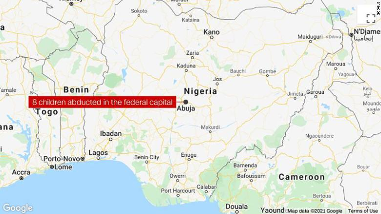 Gunmen abduct 8 children from a Nigerian orphanage