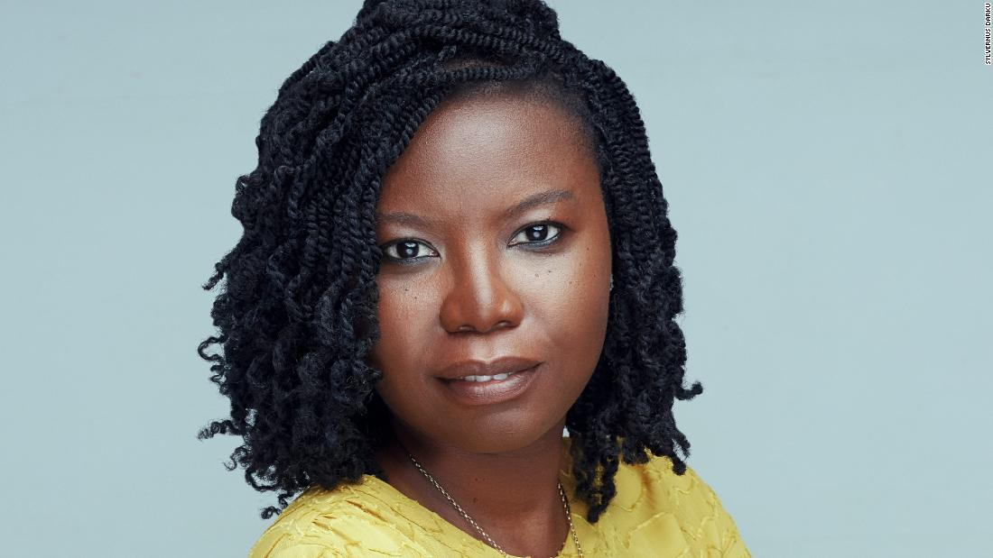 "Born in Liberia, Ghanaian <strong>Peace Adzo Medie</strong> is an academic who has written fiction and non-fiction. Her debut novel ""His Only Wife"" was published in 2020 and was named among the New York Times' ""100 Notable Books of 2020,"" and a Time Magazine Must-Read. <br />She is also senior lecturer in Gender and International Politics at the University of Bristol, in the UK."