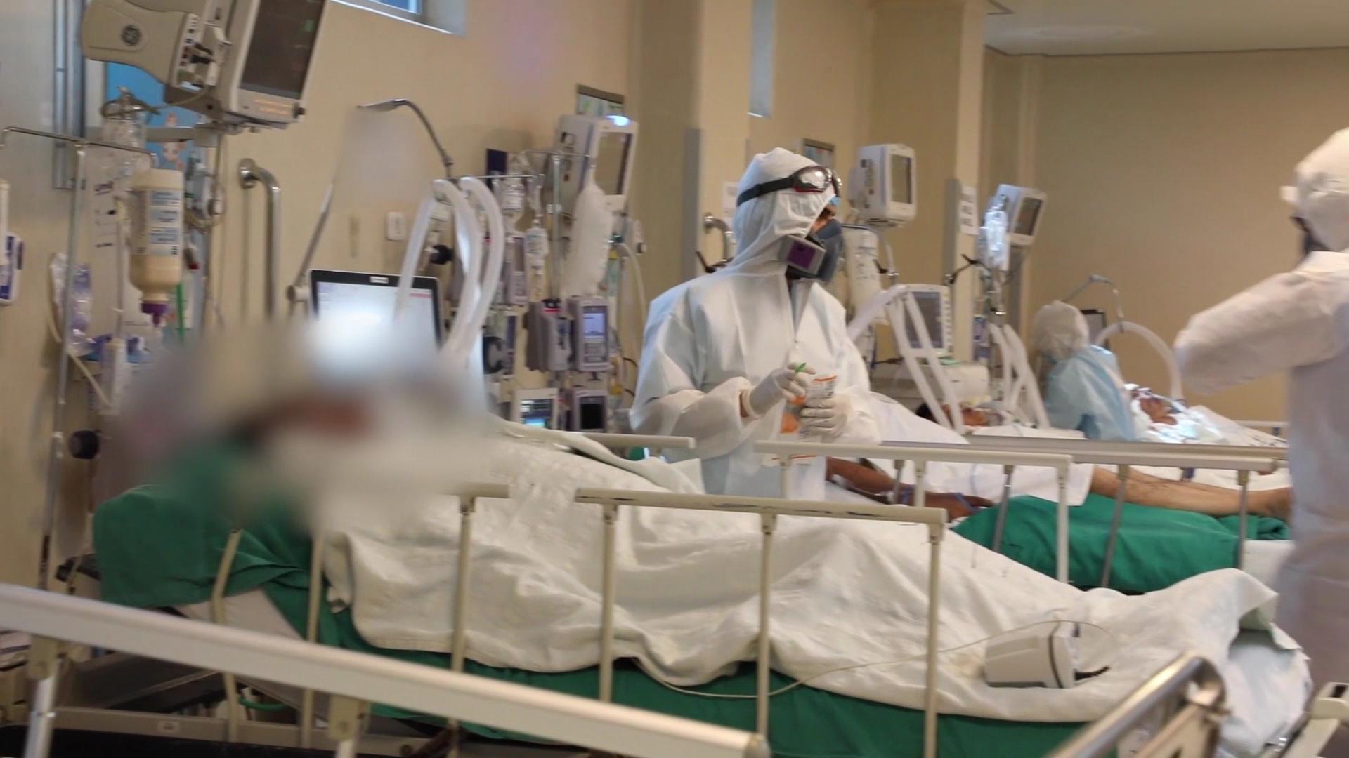 """Veo una situación catastrófica"""", dicen médicos en Perú sobre la crisis hospitalaria por el covid-19 - CNN Video"""