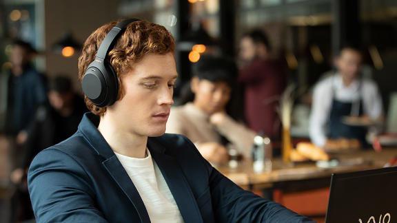 Sony WH-1000XM4 Kablosuz Kulak Üstü Kulaklık
