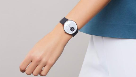 Withings Hybrid Smartwatch Steel HR