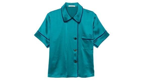 Araks Shelby Silk Pajama Top