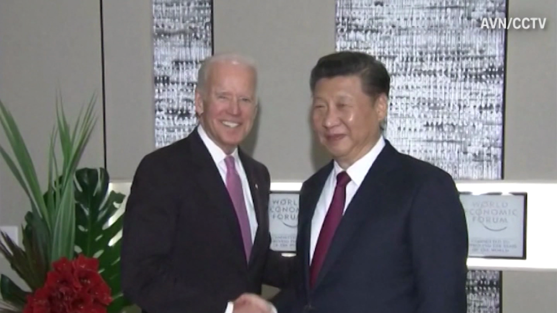 The US-China tech rivary will likely continue under Biden presidency. Here's why  - CNN Video