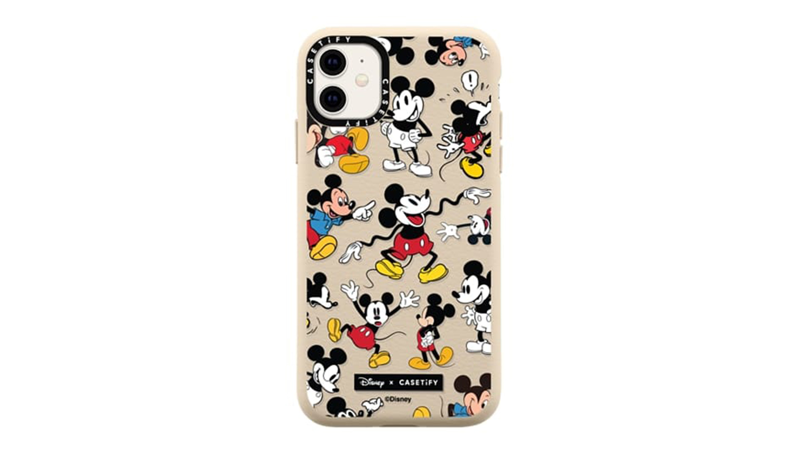 Casetify Disney Collection: Puts Mickey Mouse on all your Apple ...