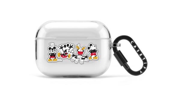 Mickey Sticker AirPods Pro Case