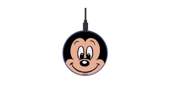 Mickey Face Wireless Charging Pad