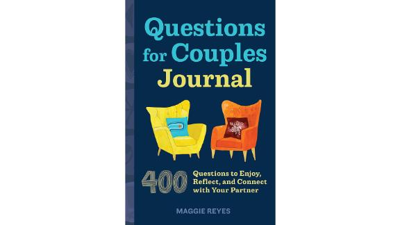 'Questions for Couples Journal: 400 Questions to Enjoy, Reflect, and Connect With Your Partner' by Maggie Reyes