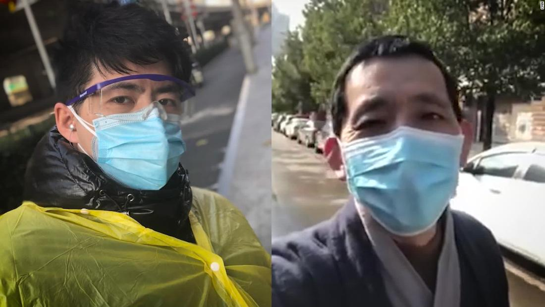 Beijing cracks down on citizen journalists who blew whistle on Covid-19