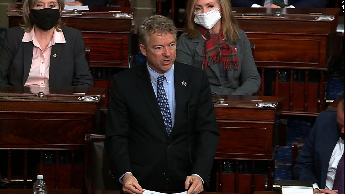The Senate tabled an effort by Sen. Rand Paul to force a vote on the constitutionality of Trump's impeachment trial, but the vote offered clues to ahead of the trial