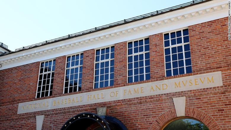 There will be no inductees in the Baseball Hall of Fame class of 2021