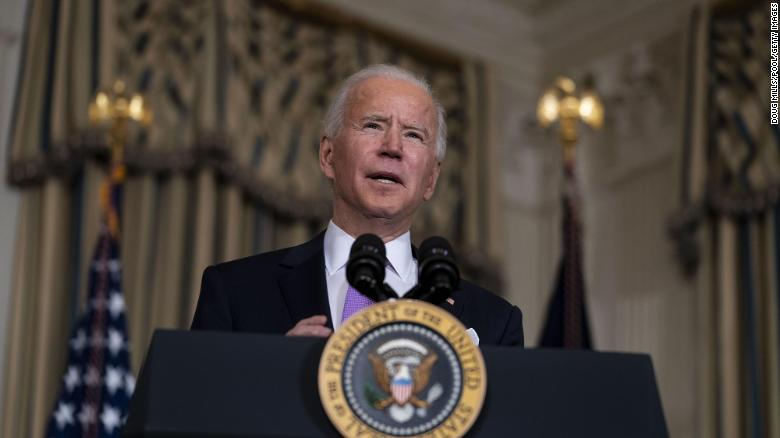 Biden seeks to intensify public lobbying for Covid-19 relief bill amid the pandemic