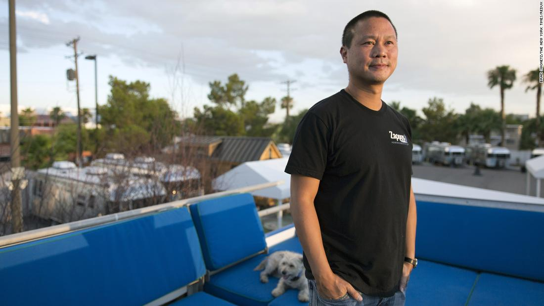 Newly released reports paint timeline of fire that led to former Zappos CEO's death