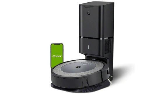 iRobot Roomba i3+ Wi-Fi Connected Robot Vacuum