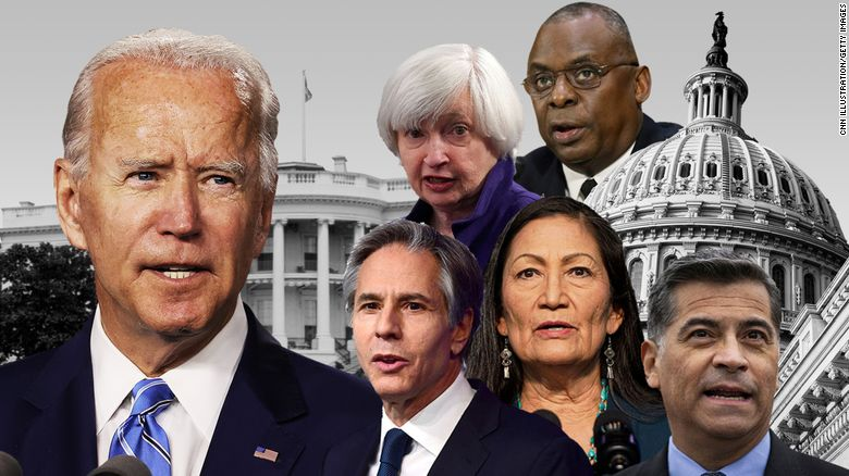 How Joe Biden's Cabinet picks are making history