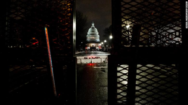 Congressional leaders discussing new $2 billion funding package to bolster Capitol security
