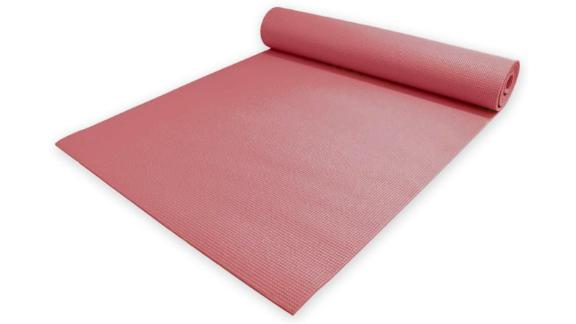 "Yoga Accessories 1/4"" Thick High Density Yoga Mat"