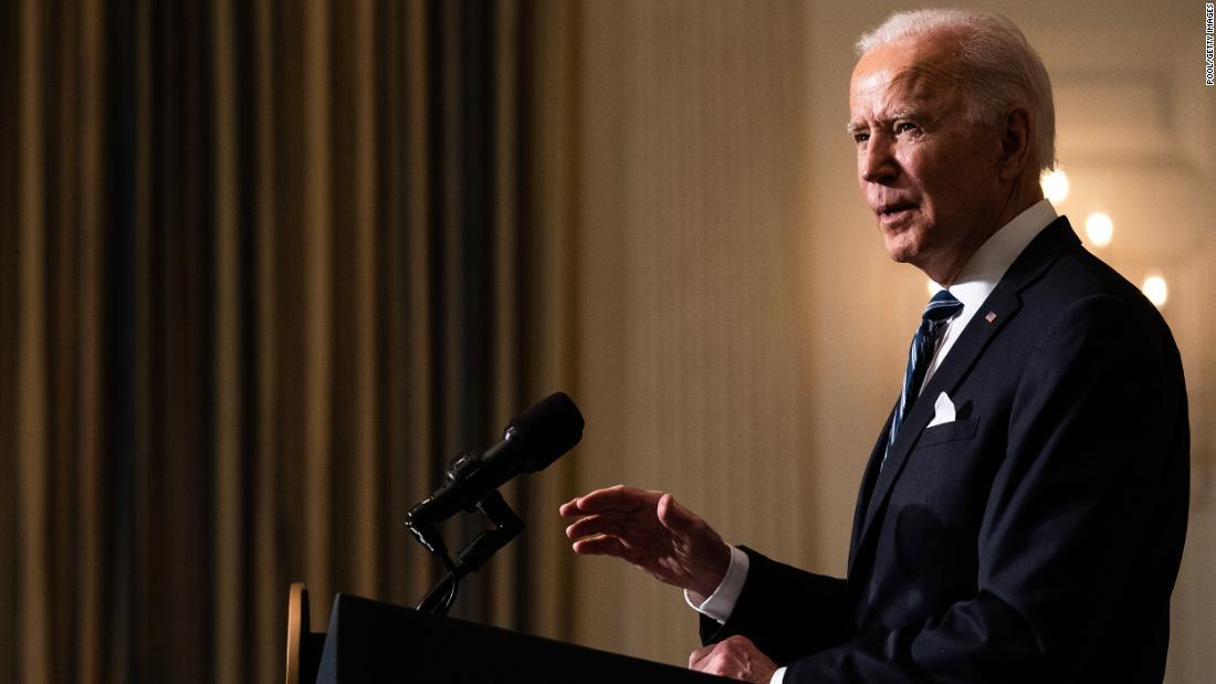 Biden still seeking bipartisan Covid-19 relief package despite stalemate