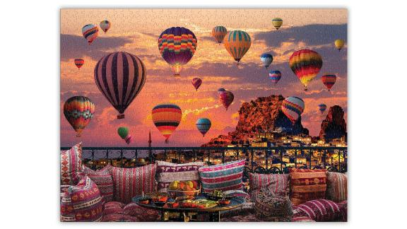 Cappadocia Hot Air Balloons Jigsaw Puzzle
