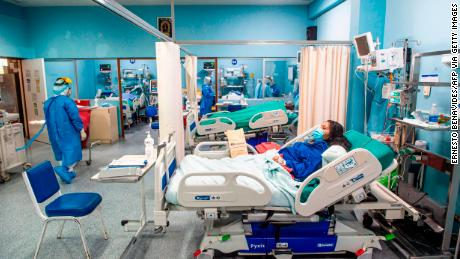 The lockdown will start on January 31 as the country faces a shortage of intensive care unit (ICU) beds