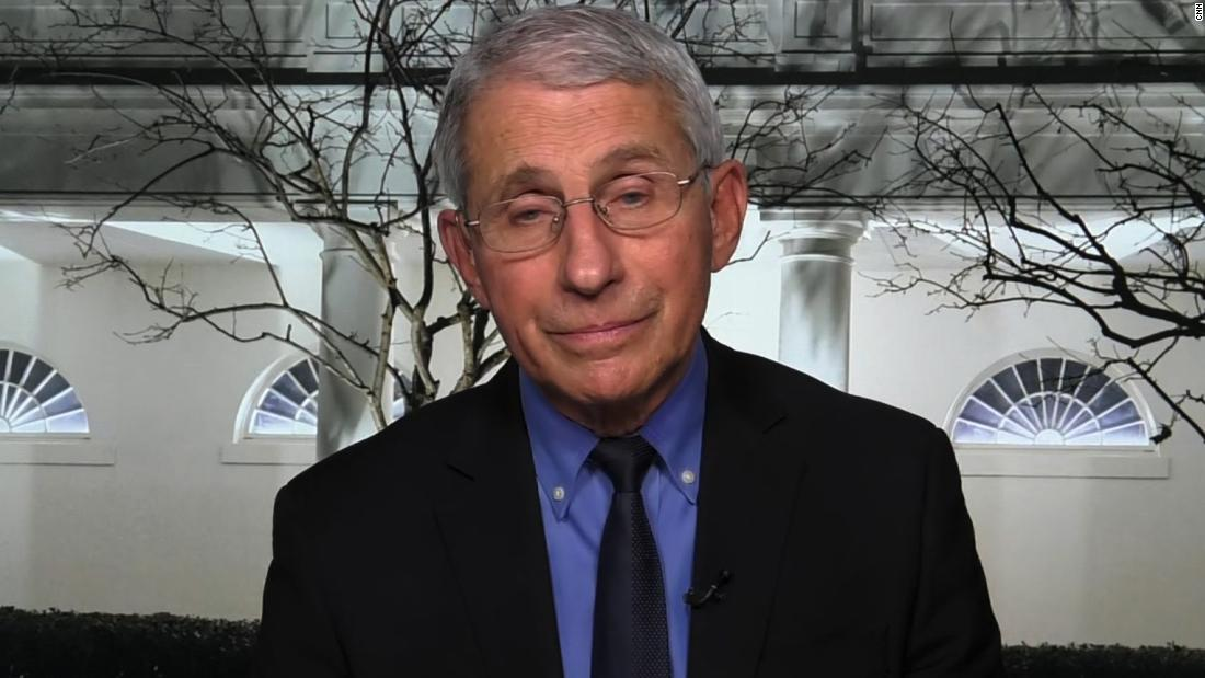 Dr. Fauci: Getting vaccine doesn't mean you have free pass to travel