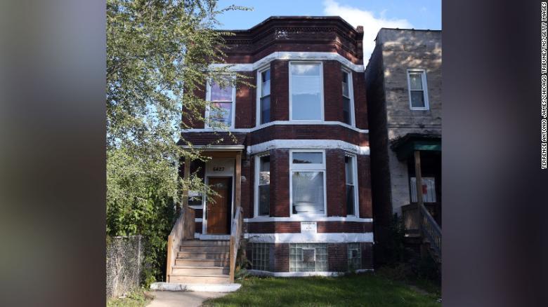 Emmett Till's childhood home is now a landmark in Chicago