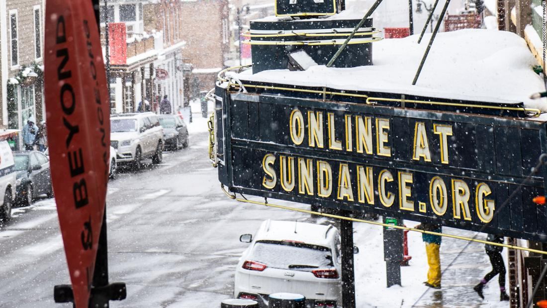The Sundance Film Festival is going virtual this year