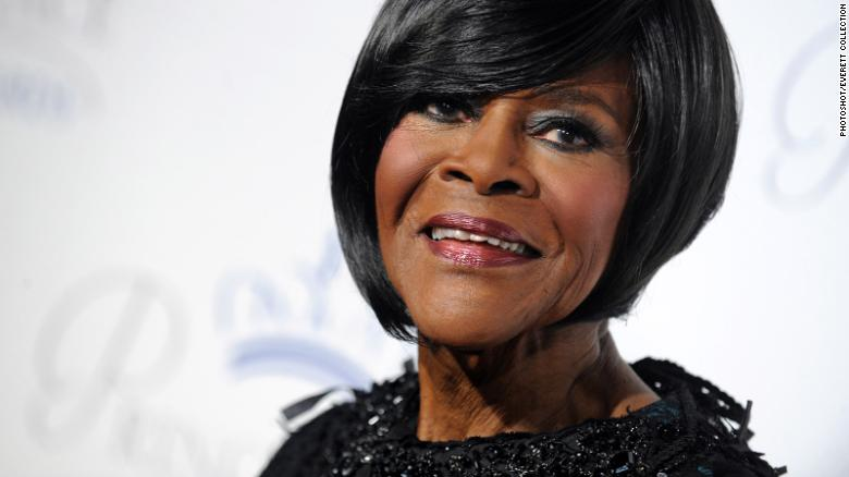 Cicely Tyson attends the Princess Grace Awards Gala in 2013.