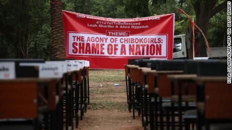 Plusieurs écolières de Chibok encore portées disparues s'échappent de Boko Haram