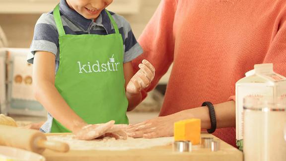 Kidstir Monthly Kids' Cooking Kit Subscription Box