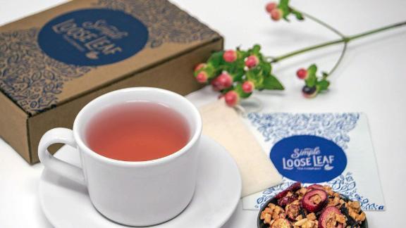 Simple Loose-Leaf Tea Subscription Box